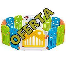 parques infantiles de plastico de bebes